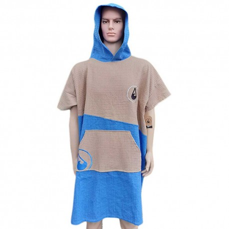 PONCHO ALGODON WAVE HAWAII TRAVELLER LIGHD WH4017