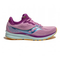 SAUCONY RIDE 14 FUTURE PINK S10650-26