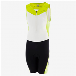226 KOMP RACE SUIT BLACK/LIME DVD065