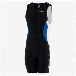 CORE RACE SUIT BLACK/ROYAL BLUE DVC069