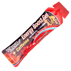ENERGY BOOST GEL RED 42GRS WVE.103105