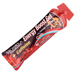ENERGY BOOST GEL COLA 42GRS