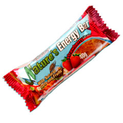 NATURE'S ENERGY BAR FRESA 40GRS WVE.122203