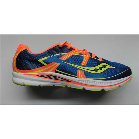SAUCONY FASTWITCH BLUE/ORANGE/CITRON S29016-1