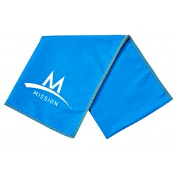 ENDURACOOL MISSION LARGE TECHKNIT BLUE 107165IN