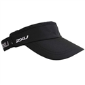 PERFORMANCE VISOR 2XU BLACK-BLACK UQ2399