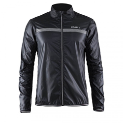 CHAQUETA FEATHERLIGHT BIKE HOMBRE BLACK 1903290