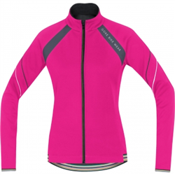 POWER LADY 2.0 WINDSTOPPER SOFT SHELL JACKET MAGENTA-GREY JWWPOW4391