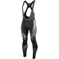 CULOTE PERFORMANCE GRAND TOUR LARGO H BLACK-RED 1902918