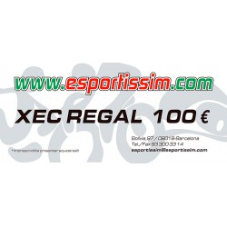 XEC REGAL DE 100 EUROS