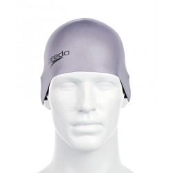 PLAIN MOULDED SILICONE CAP GREY 8-709849086