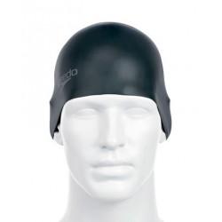 PLAIN MOULDED SILICONE CAP BLACK 8-709849097