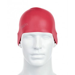 PLAIN MOULDED SILICONE CAP RED 8-709846446