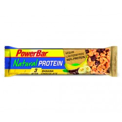 BARRITA NATURAL PROTEIN BANANA CHOCOLATE POW-NATPROBAN
