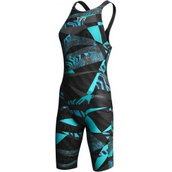 AVICTOR PRELUDE FEMALE OPEN BACK BLACK-BLUE APFOP6A01124