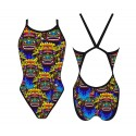SWIMSUIT NAT.SRA BALI MASK (REVOLUTION) 83007330