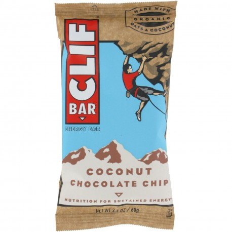 BARRITA ENERGETICA COCONUT CHOCOLATE CHIP CLIF14