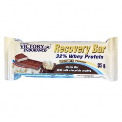 RECOVERY BAR WHEY 32% 35GM BANANA WVE.121104