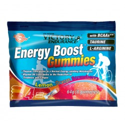 ENERGY BOOST GUMMIES FRUTAS 64GRS WVE.127100