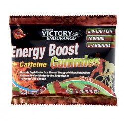 ENERGY BOOST GUMMIES COLA 64GRS WVE.131130