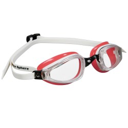 K180 MP LADY WHITE-RED OBS CLEAR LENS 173280