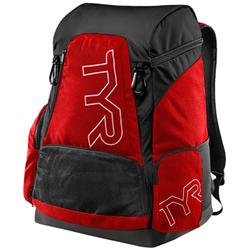 TYR ALLIANCE 45L BACKPACK RED-BLACK LATBP45640