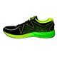 GEL NOOSA FF BLACK-GREEN GECKO T722N
