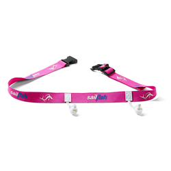 RACENUMBERBELT SAILFISH ROSA 2155