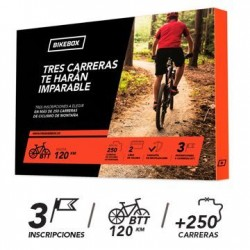 RUNNERBOX: 3 CARRERAS TE HARÁN IMPARABLE 8437016678183