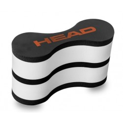 HEAD TRAINING PULL BUOY SMALL BLACK-WHITE 455259