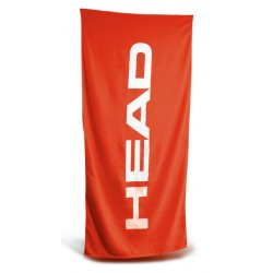 SPORT COTTON LOGO TOWEL RED-WHITE 455215