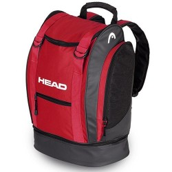 TOUR BACKPACK 40 RED-BLACK 455106