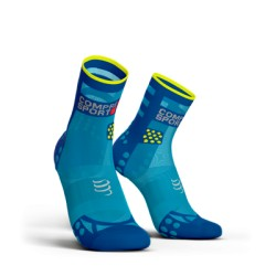 SOCKS HIGH ULTRALIGHT V3 FLUO BLUE SUH3T