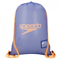 EQUIPMENT MESH BAG BLUE-ORANGE 35L 8-07407C267