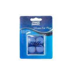 SILICONE EAR PLUGS-CLEAR 300650