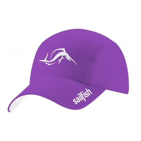 SAILFISH RUNNING CAP BERENJENA 2487