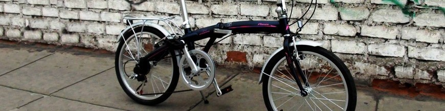 Bicicletes plegables