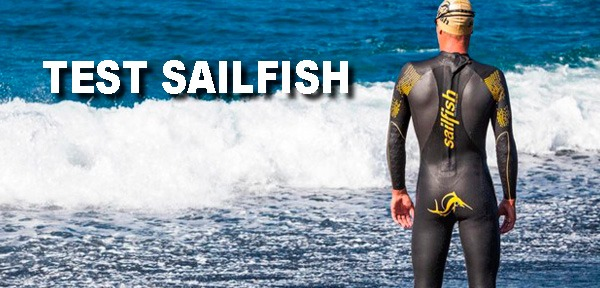TEST DE NEOPRENOS SAILFISH 2020